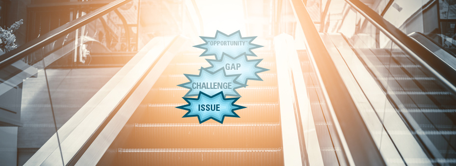 The Escalator of Issues
