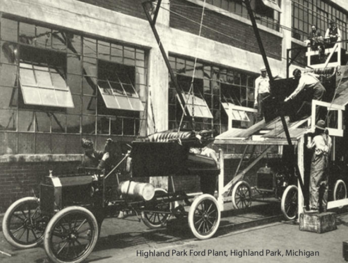 Henry Ford Highland park