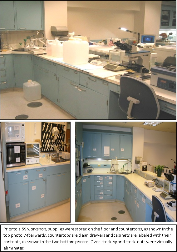 5s supply closet before and after