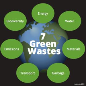 7 green wastes